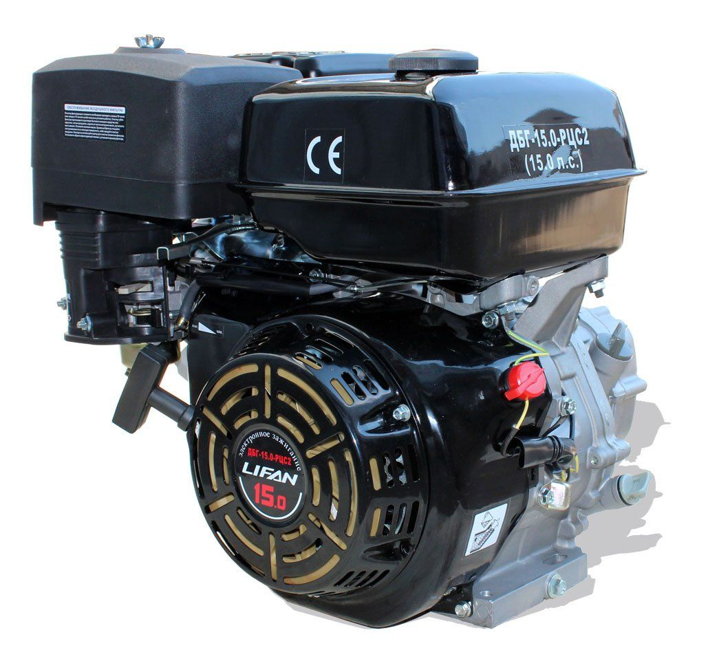 Двигатели lifan 15 л.с