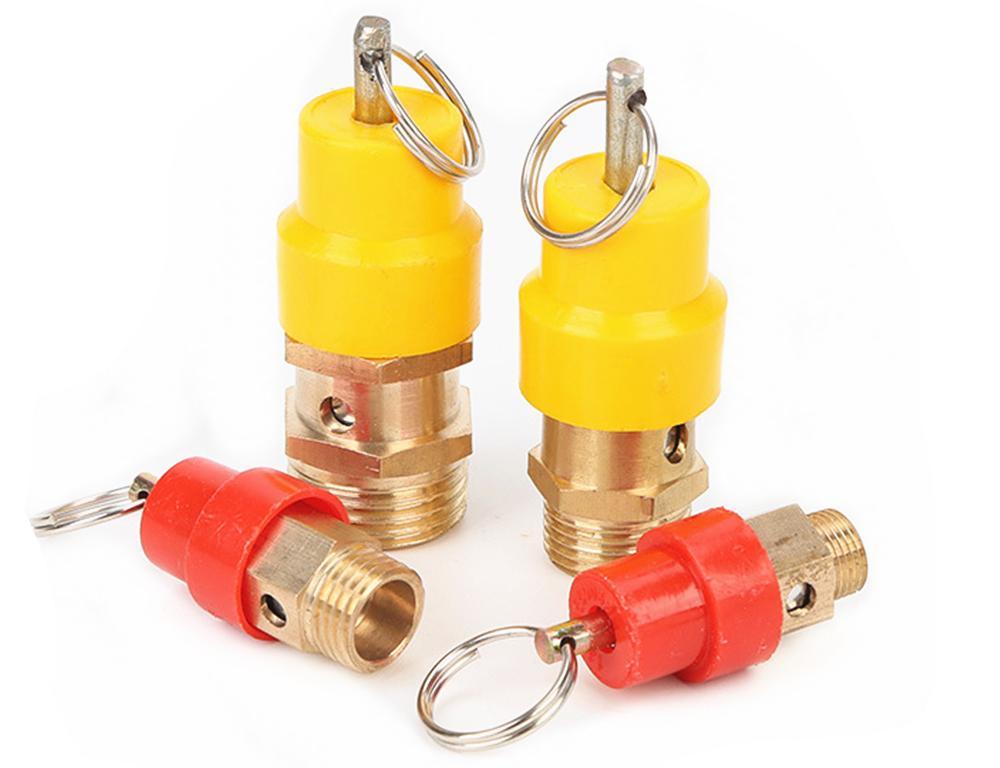 Разгрузочные и предохранительные клапаны воздушного компрессора  купить по низкой цене